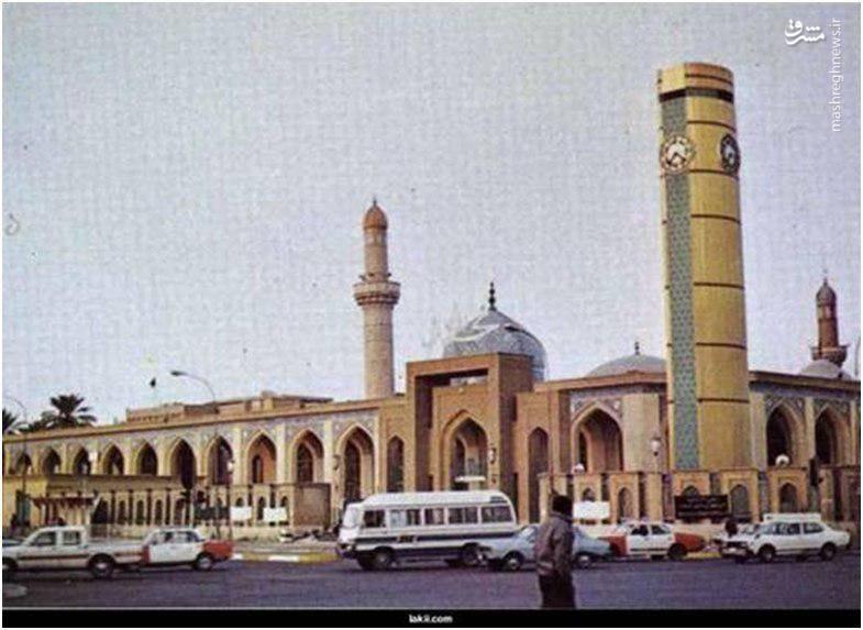 بارگاه ابوحنیفه، امام حنفیان در بغداد