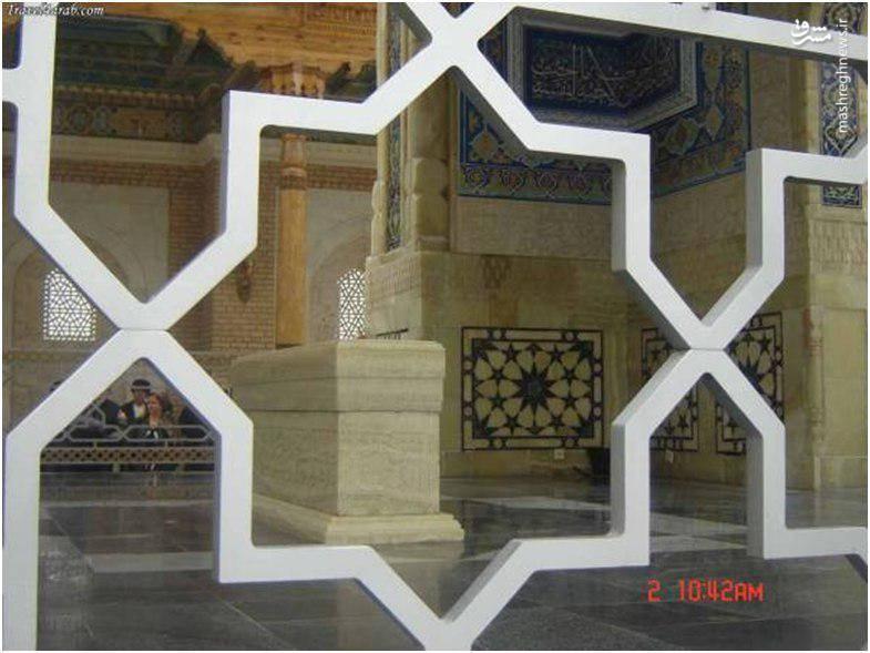 قبر امام محمّد بخاری، صاحب کتاب صحیح بخاری در سمرقند