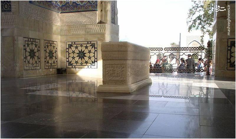 قبر امام محمد بخاری، صاحب صحیح بخاری در سمرقند