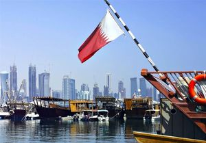 قطر به دنبال گسترش روابط با عمان
