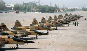 صاعقه و اف -۵ اهداف حیاتی دشمن را منهدم کردند