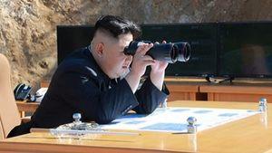خوشحالی رهبرکره شمالی از آزمایش پرتاب موشک بالستیک