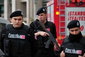 گروگان گیری فردی مسلح در دادگاه ترکیه