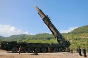 موشک/کره شمالی