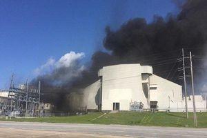 انفجار در پایگاه هوائی «اگلین» فلوریدا