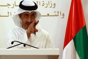 ادعای وزیر خارجه امارات علیه ایران