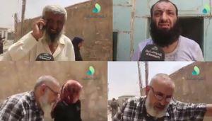 داعشی های فراری از موصل