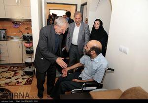 عکس/ بهره برداری از هزار واحد مسکن معلولان در ۱۰ استان