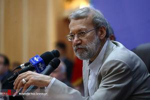 لاریجانی: آزادسازی موصل نتیجه فتوای مرجعیت و حمایتهای ایران بود