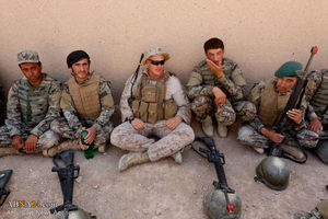 ارتش افغانستان هالیوود نداشت!