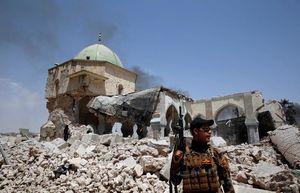 فقط 3 منطقه در شهر موصل در اشغال داعش
