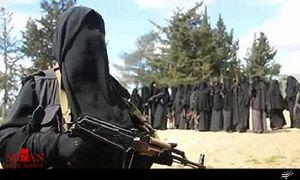 داعش دست به دامان زنان شد