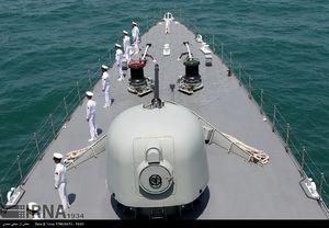 عکس/ اختتامیه رزمایش امنیت پایدار و اقتدار دریایی