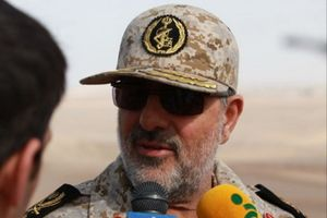 فیلم/ فرمانده نیروی زمینی سپاه: پیگیر آزادسازی ۲ ایرانی هستیم