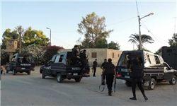 کشته شدن 14 تروریست در شمال شرق مصر