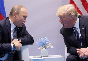 اولین دیدار پوتین و ترامپ
