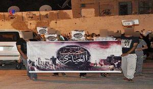 15 هزارنفر از ابتدای انقلاب بحرین به زندان افتادهاند