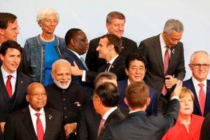 رهبران «جی ۲۰» به مبارزه مشترک علیه تروریسم جهانی متعهد شدند