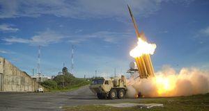 آزمایش سامانه موشکی تاد از سوی آمریکا