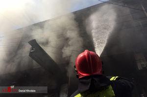مرگ زن جوان در انفجار ساختمان مسکونی