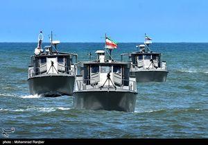 عکس/ رزمایش امنیت پایدار و اقتدار دریایی ۹۶
