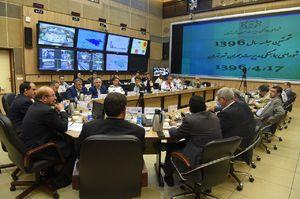 عکس/ رونمایی از دستاوردهای سازمان مدیریت بحران