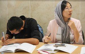 دانشجوی خارجی در ایران