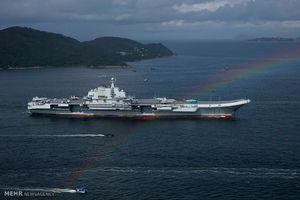 رزمایش دریایی چین در دریای زرد آغاز شد