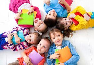 10راهکار برای تشویق کودکان به کتاب خواندن