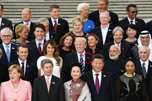 ناهماهنگی ترامپ با اعضای نشست جی20