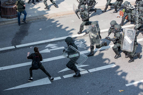 تشدید درگیریها در هامبورگ