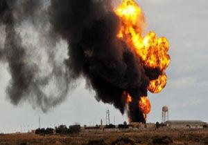 اولین فیلم از انفجار مرگبار دکل گازی در گچساران