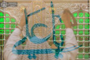 تصاویری جدید از حرم امام علی(ع)