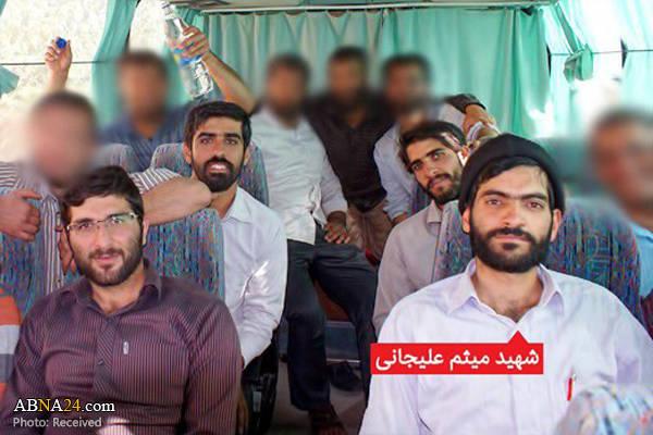 جانباز خان طومان در راه حفظ امنیت کشور به کاروان شهدا پیوست