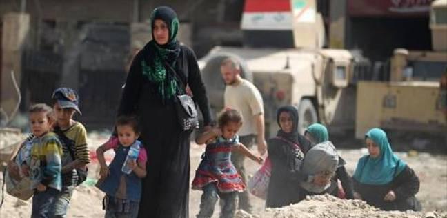 آوارگی-اهالی-موصل-به-دست-داعش-2.jpg