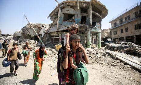آوارگی-اهالی-موصل-به-دست-داعش-3.jpg