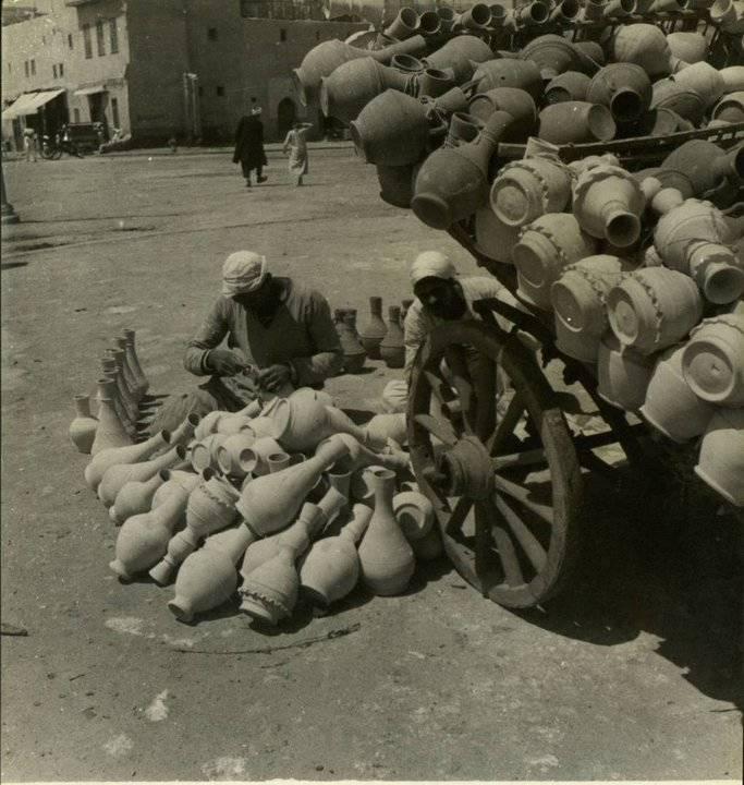موصل-بخشی-از-بازار-کوزه-فروشان-سال-1916-میلادی.jpg