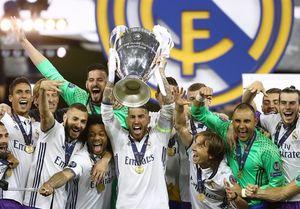 تازهترین ردهبندی باشگاههای اروپا
