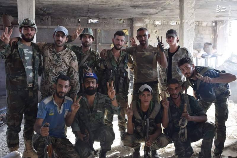 غوطه شرقی دمشق