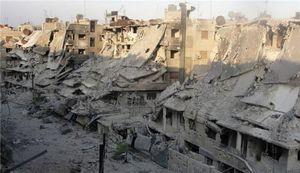 زیان نجومی اقتصاد سوریه در جنگ شش ساله