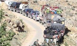 بازگشت صدها آواره سوری از لبنان به «ریف دمشق»