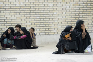 بازداشت ۳۷ پسر گدا با ظاهر دخترانه