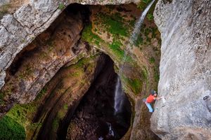 عکس/ شگفت انگیزترین آبشار جهان
