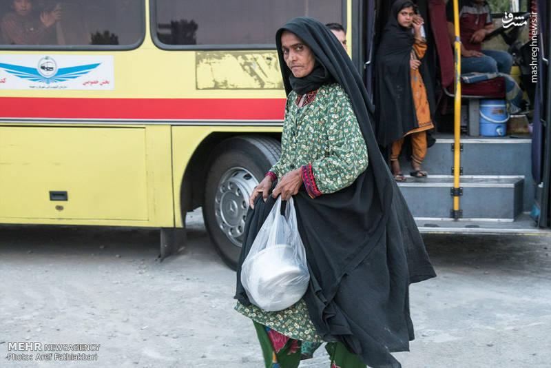 اجرای طرح جمع آوری متکدیان در شهریار