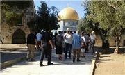 اشغالگران اسرائیلی مسجدالاقصی را بستند