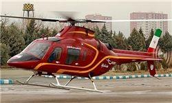 تجهیز هوانیروز سپاه ایران به بالگردهای جدید ساخت شرکت پهنا