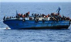 نجات ۹۱۹ پناهجو در دریای مدیترانه در طول یک روز