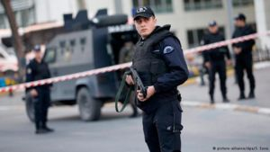 پلیس ترکیه