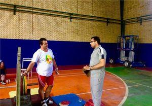 بیرانوند: در رقابتهای داخل سالن آسیا شانس کسب مدال داریم