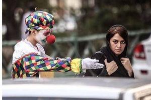 عکس/ ایده جذاب شهرداری برای اصلاح رفتارهای ترافیکی